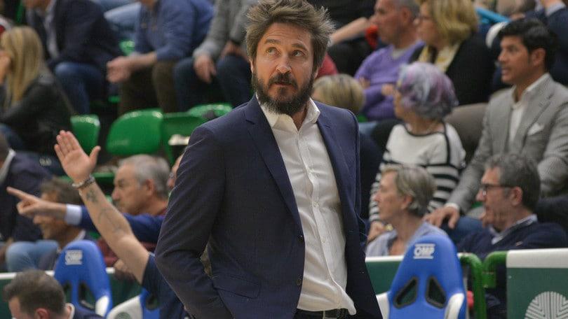 Basket, Eurocup: Sassari per la storia. Pozzecco: «Voglio regalare un sogno»