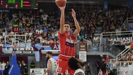 Basket, play-off A2: Rieti supera Forlì, Latina sbanca Montegranaro