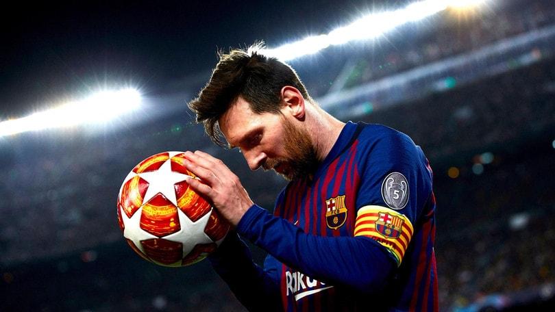 Barcellona, giallo Messi: ricaduta muscolare smentita - Corriere ...