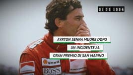 On this day - Incidente fatale per Ayrton Senna