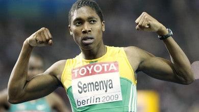 Atletica, la Semenya dovrà ridurre il testosterone: «Il Tas non mi fermerà»