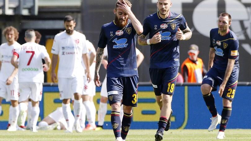 Serie B, niente festa per il Lecce. Salvezza Crotone, chance