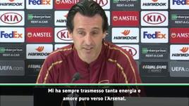 Emery saluta Ramsey: