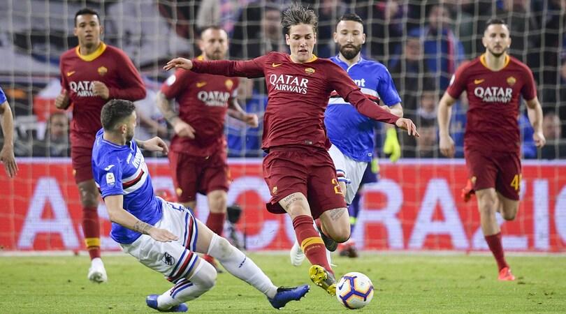 Roma, Ranieri può calare la carta Zaniolo. A Genova è l'occasione-rilancio