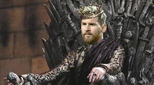 Messi show in Champions: i social scatenati