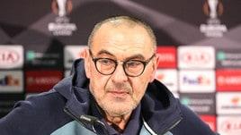 Europa League: Eintracht-Chelsea, colpo Sarri a 2,50