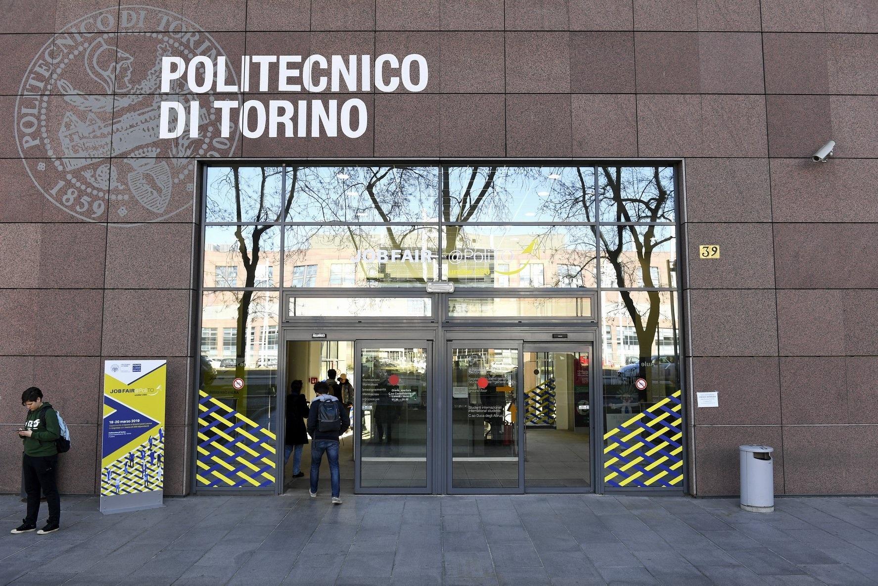 Il Politecnico di Torino lancia il Festival della tecnologia