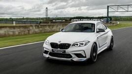 BMW M2 Competition Edition Heritage: le foto della speciale
