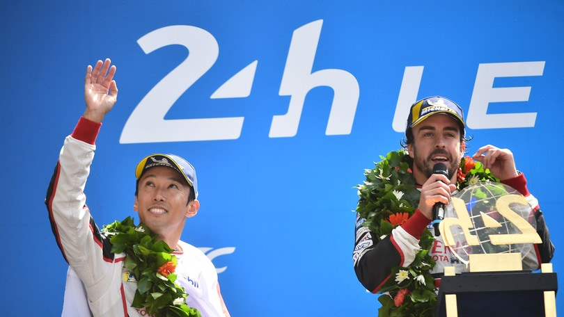 Fernando Alonso lascia il mondiale di Endurance