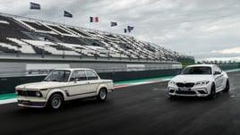 BMW M2 Competition Edition, 40 esemplari per celebrare la 2002 Turbo