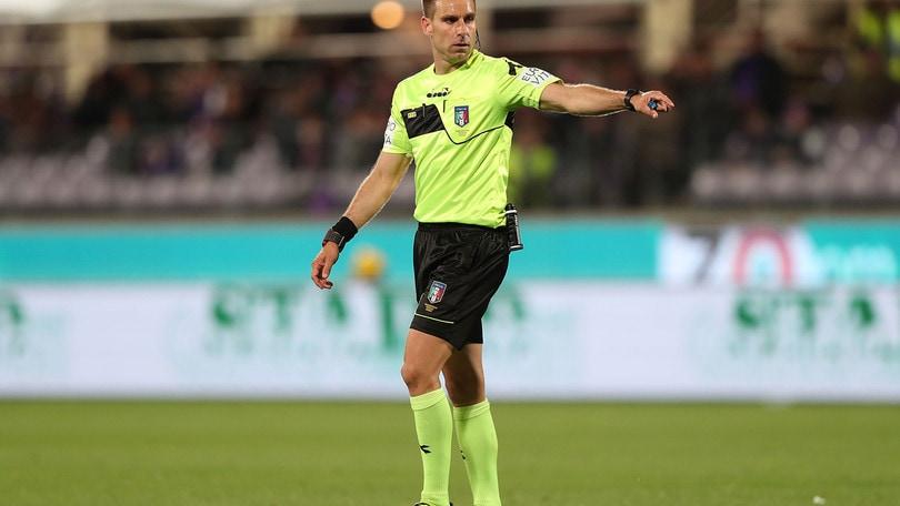 Serie B, Fourneau per Pisa-Benevento. A Massimi Empoli-Juve Stabia
