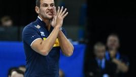 Volley: Nazionale Maschile: il primo collegiale a Roma