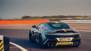 Aston Martin Vantage AMR - FOTO