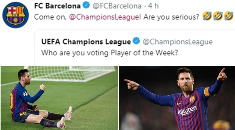 La Uefa ignora Messi: il Barcellona si infuria