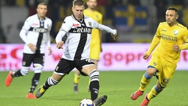 Serie A Parma, terapie per Gagliolo