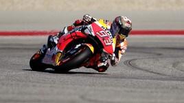 MotoGp, Spagna: riscatto Marquez a 1,75, Rossi e Dovizioso in salita