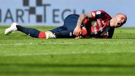 Serie A Genoa, Sturaro: ipotesi intervento chirurgico