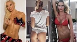 Il Milan ha trovato la sua musa: è la sexy Martina Stetiarova