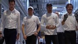 F1, la Mercedes allontana tensioni tra Hamilton e Bottas