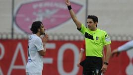 Serie B, un turno di squalifica per sei giocatori