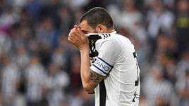 Bonucci, la caviglia è ko: salterà Roma-Juventus