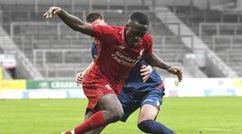 Lazio-Adekanye, firma e sorpresa: accordo di 4 anni