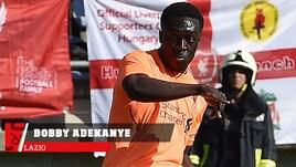 Lazio-Adekanye, firma e sorpresa