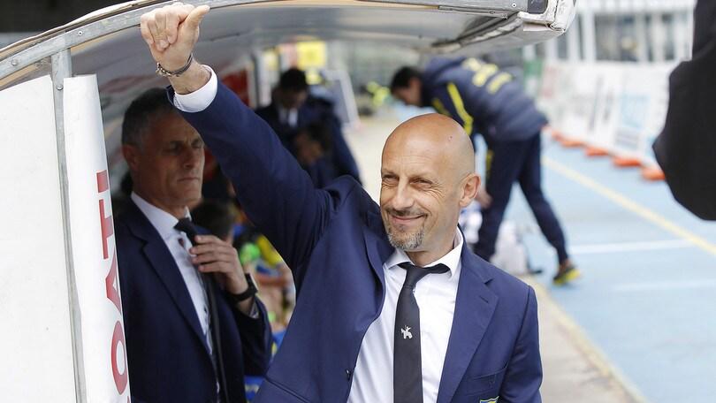 Serie A, Di Carlo: «Dobbiamo giocare da Chievo»