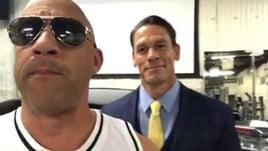 Joh Cena nel cast di Fast & Furious 9: l'annuncio di Vin Diesel
