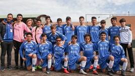 Finale Lazio Nord-Lazio Sud: Ulivi-Frosinone IV 2-1