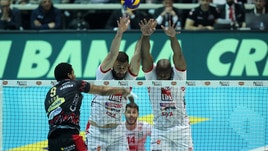 Volley: Superlega, all'Eurosole Gara 2 della sfida scudetto