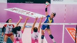 Volley: A2 Femminile, Trento-Caserta: chi vince va in Finale