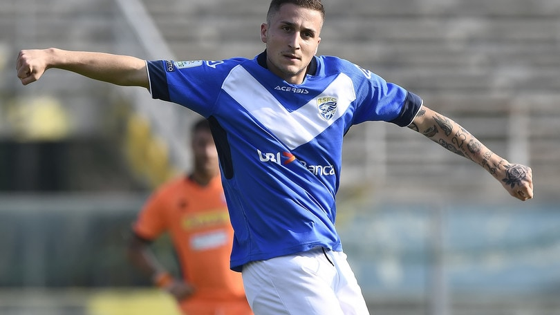 Brescia, Morosini ceduto all'Ascoli: ufficiale