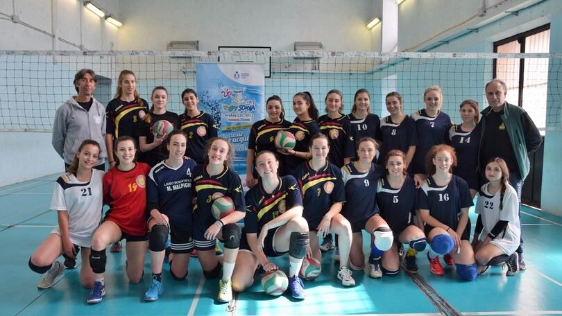 Volley: Volley Scuola il Pacinotti espugna il castello di Via Silvestri