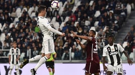 Juventus-Torino 1-1, Ronaldo riprende Lukic