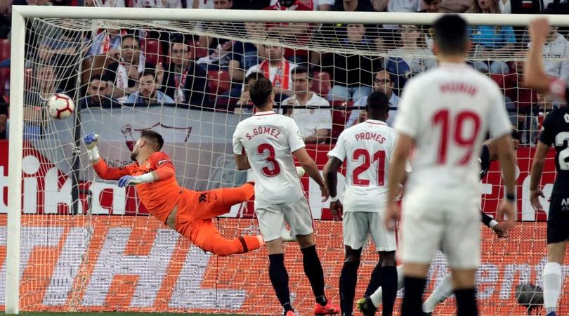 Liga, tonfo del Siviglia: Champions a rischio per Monchi