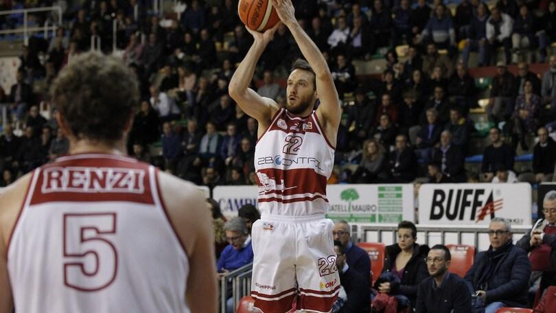 Basket, play-off A2: Trapani riapre i giochi, cadono Rieti e Latina