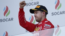 F1 Ferrari, Vettel in Spagna per vincere: «Speriamo sia la volta buona!»