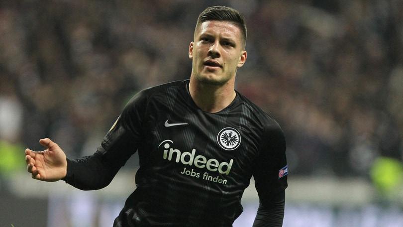 «Real Madrid: fatta per Jovic, 60 milioni di euro all'Eintracht»