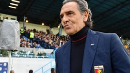 Serie A Genoa, Prandelli: «Voglio una squadra compatta e concentrata sull'obiettivo salvezza»