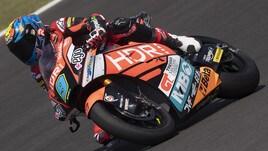 Moto2, Jerez: Navarro in pole, quinto Bulega