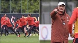 Roma, Ranieri lancia la sfida: chi è il più veloce?