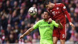 Bundesliga, pari Dortmund: il Bayern è a un passo dal titolo
