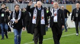 L'Ascoli dedica una tribuna a Carletto Mazzone