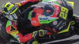 MotoGp Aprilia: a Le Mans Iannone di nuovo in pista