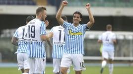 Meraviglia Spal: 4-0 al Chievo e salvezza aritmetica
