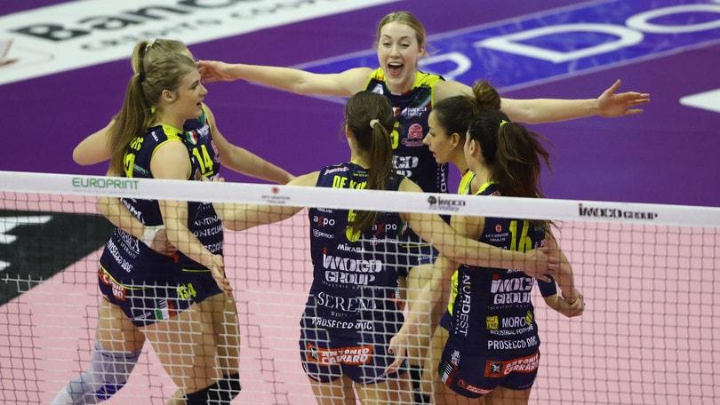 Volley, Paola Egonu super. Conegliano conquista lo Scudetto