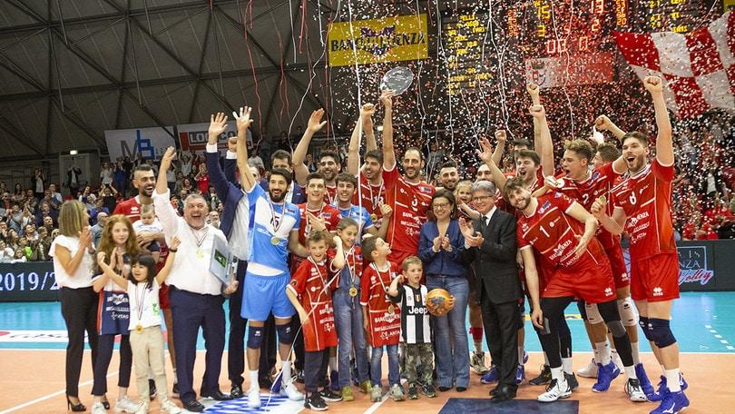 Volley: A2 Maschile, Piacenza in paradiso, conquistata la Superlega