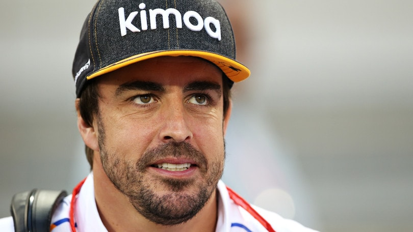 Rally: Alonso completa i primi test con Toyota in Namibia