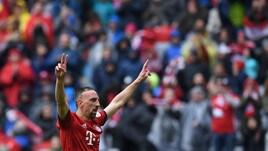 Bayern Monaco, è ufficiale: finisce l'era Ribery dopo 12 anni